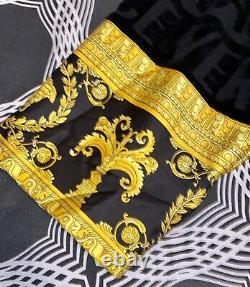 Versace Barocco Medusa Bath Robe Sz. L