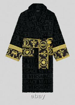 Versace Baroque Bathrobe Brand New With Versace Box Only Worn Once 2xl Save £115