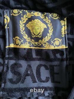 Versace Baroque Bathrobe Special Bank Holiday Weekend Price