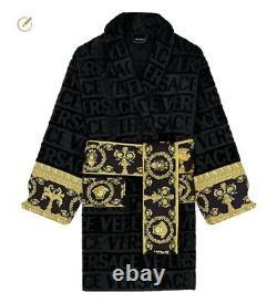 Versace I Baroque Bathrobe Size L