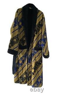 Versace I Baroque Print Bathrobe 3xl Rrp £450