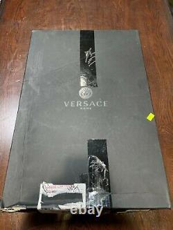 Versace I Heart Baroque Bathrobe Yellow XL