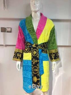 Versace I Love Baroque Bathrobe Multicolour L