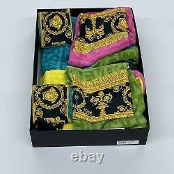 Versace I Love Baroque Multicolor Bathrobe XXL