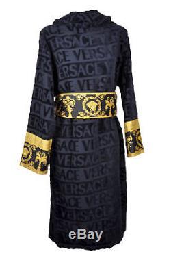 Versace Robe Barocco Bathrobe Accappatoio Peignoir Albornoz Size XL 17359