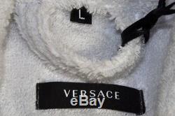 Versace Size L Bademantel Bathrobe Accappatoio Peignoir Albornoz 17027