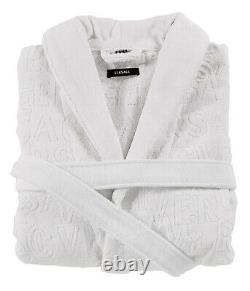 Versace VHA9969 005 White Versace Signature Bathrobe