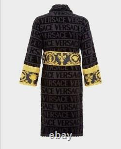 Versace bathrobe 100% cotton Robes comforter bathrobe bath burnouse gift home