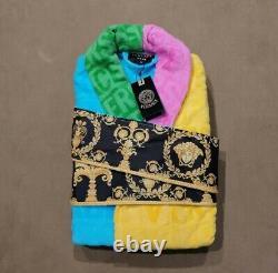 Versace bathrobe 100% cotton Robes comforter bathrobe bathing gown multicolour