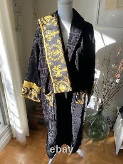 Versace bathrobe Peignoir Taille M