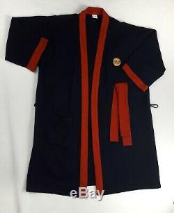 Vintage Y. S. L Parfum Bath robe Kimono style1980s RARE! Opium pour homme
